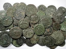 storia monete antiche